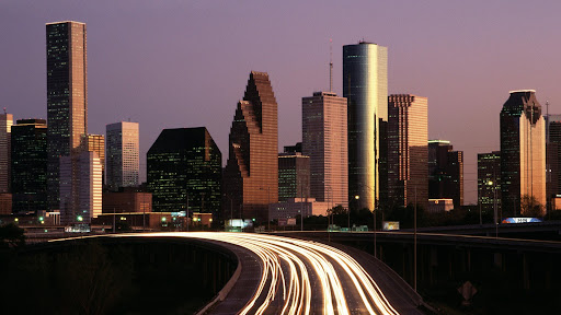 Houston Skyline at Dusk, Texas.jpg