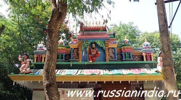 Храм, г. Бангалор