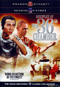 Thiếu Lâm Tam Thập Lục Phòng Phần 3 - Disciples Of The 36th Chamber poster