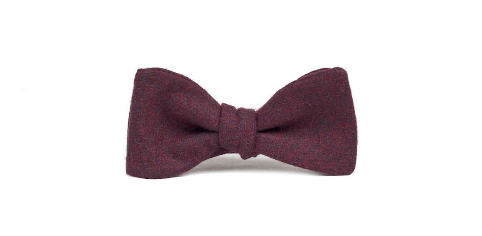 *Harding & Wilson的手工羊毛領結!:傳承過往紳士風的Bow Tie! 15