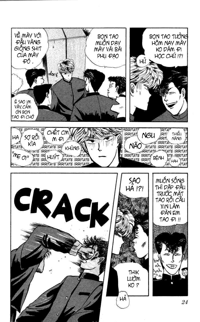 Kyou Kara Ore Wa!! Chap 1 - Truyen.Chap.VN