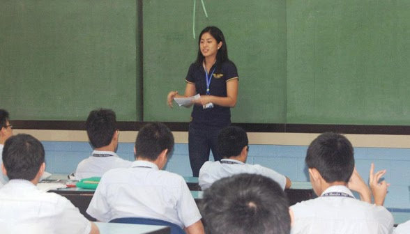 Inspirational Talk by Gretchen Ho