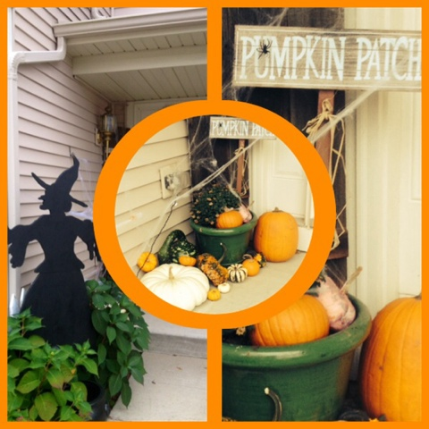 Tidbits of everyday life from a mommy and more halloween for B m halloween decorations