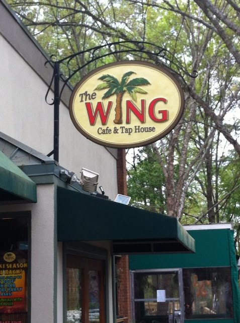 Wings in Marietta GA | The Wing Cafe & Tap House at 2145 Roswell Rd, Marietta, GA