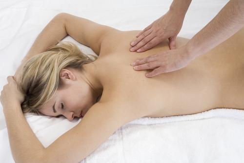 массаж шеи и чувственные наслаждения: