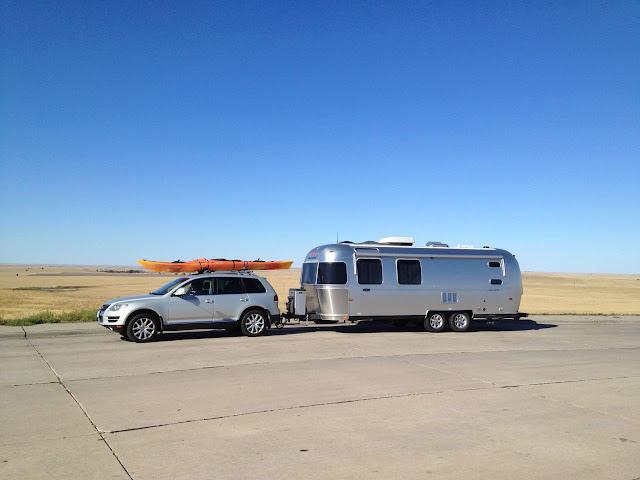 Touareg and Safari LS 25 - Airstream Forums