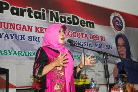 Undang-Undang yang melindungi Tenaga Kerja Indonesia (TKI) masuk dalam Program Legislasi Nasional (Prolegnas) DPR RI pada 2015