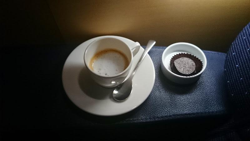DSC 0982 - REVIEW - ANA : First Class - Tokyo Narita to London (B77W)