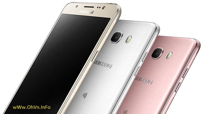 Hướng dẫn Hard Reset Samsung Galaxy J5 2016 (SM-J510)