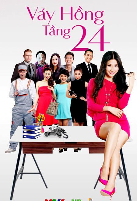 Váy Hồng Tầng 24 - Váy Hồng Tầng 24