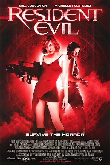 Resident Evil 2002 ผีชีวะ ภาค 1 HD [พากย์ไทย]