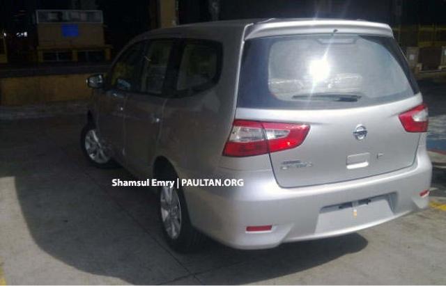 Grand Livina 2013 : Tertangkap Di Malaysia ~ Andra Febrian Auto Blog
