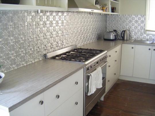 pretty my world pressed tin panels. Black Bedroom Furniture Sets. Home Design Ideas