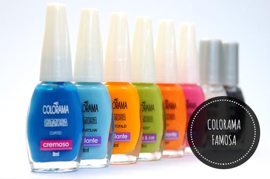 Colorama | Coleção Famosa