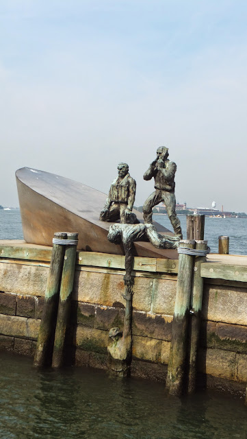 American Merchant Mariners´s Memorial, Battery Park, New York, Elisa N, Blog de Viajes, Lifestyle, Travel