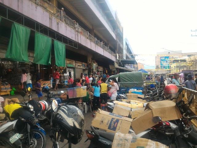 Cogon Market