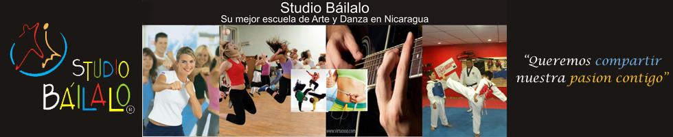 "Academia de Danza, Arte y Taekwondo "" Studio Bailalo """