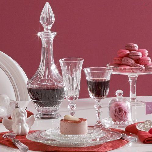 Cómo decorar la mesa en San Valentín.