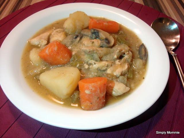 easy chicken stew recipe