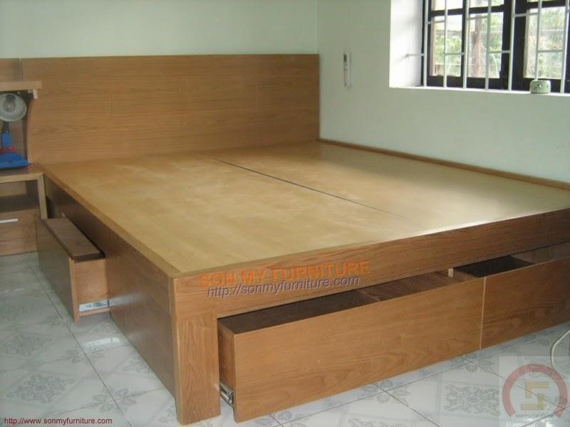 Giường ngủ khách sạn SMKSG22