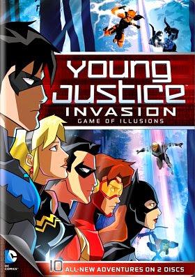 Filme Poster Justiça Jovem 2ª Temporada – Volume 2 DVDRip XviD Dual Audio & RMVB Dublado