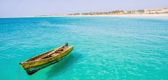 Ilha do Sal - Férias em Cabo Verde