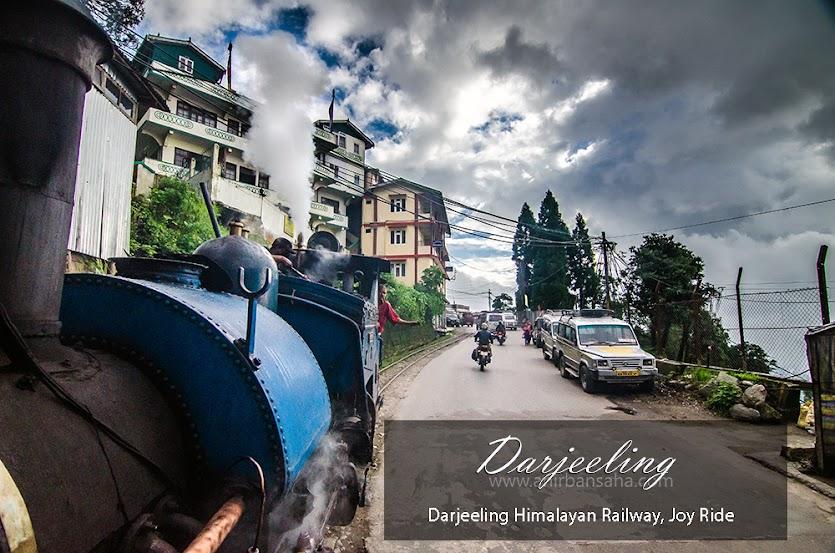 Darjeeling Himalayan Railways - Steam Engine Toy Train