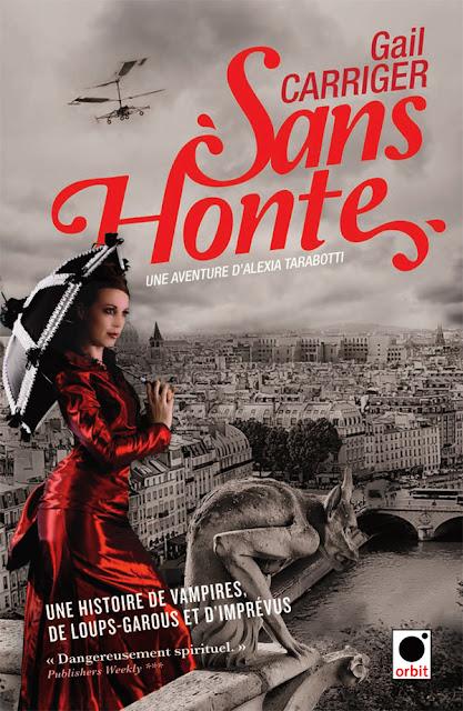 Une aventure d'Alexia Tarabotti, Tome 3 : Sans Honte Sans_honte_T