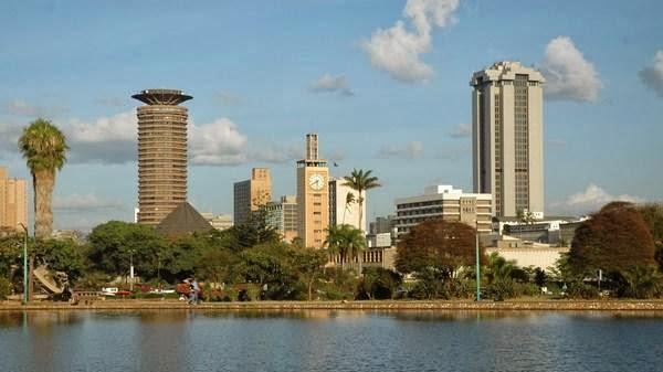 Férias no Quénia - Nairobi