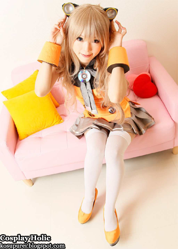 vocaloid 3 cosplay - seeu by kipi