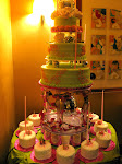 did your sweet 16 cake look like this?