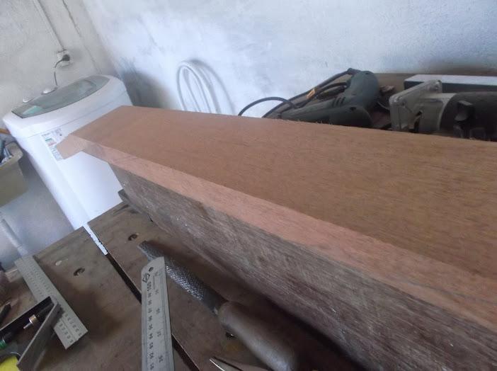 Construção inspirada Les Paul Custom, meu 1º projeto com braço colado (finalizado e com áudio) DSCF0516