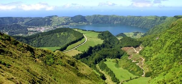 Lagoas das Sete Cidades - Ilha de São Miguel - Açores