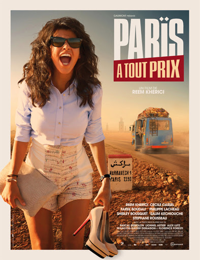 Paris a Toda Costa (2013)