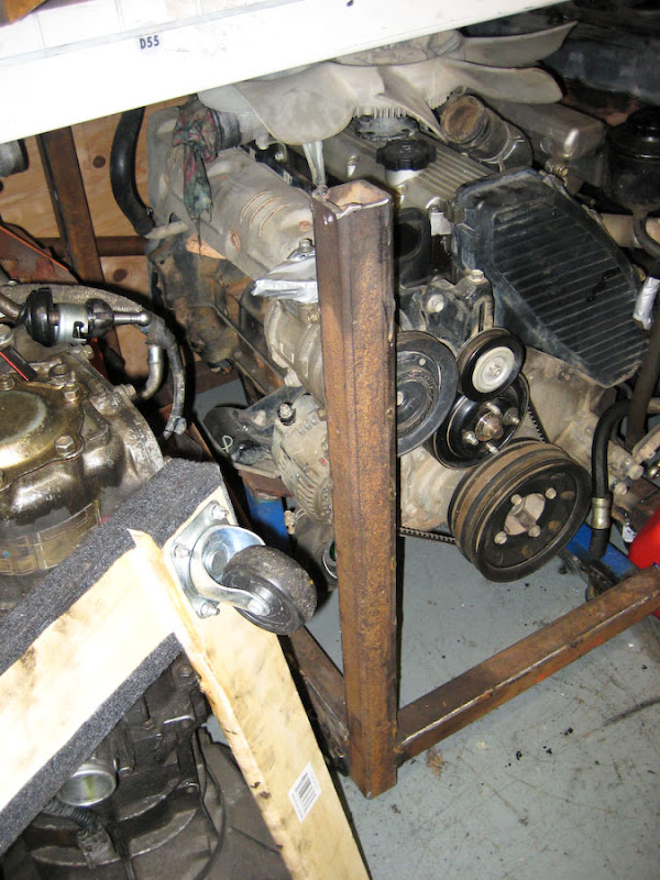 Toyota land cruiser build fj62 hzt62 page 2 for 1 stage vs 2 stage vacuum motor