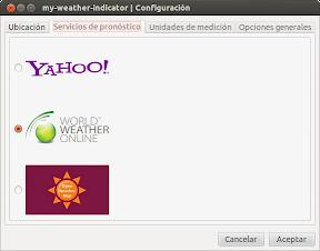 0149_my-weather-indicator   Configuración