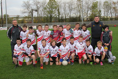 St. Malachys/Ballinagore, Plate Final, Saturday October 25th, 2014