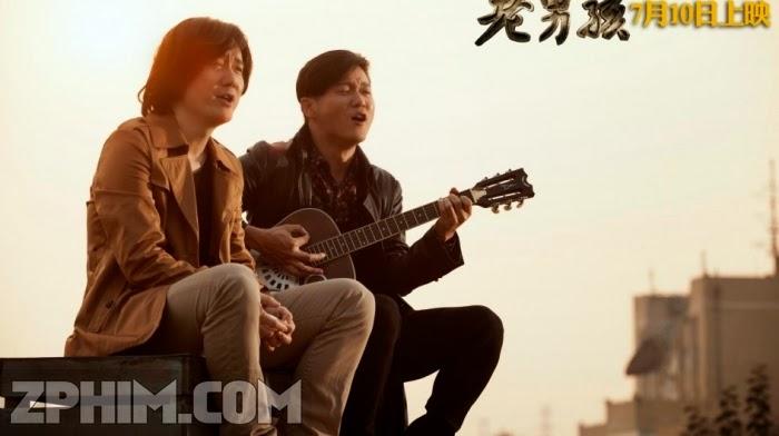 Ảnh trong phim Trai Già: Mãnh Long Quá Giang - Old Boys: The Way of the Dragon 1