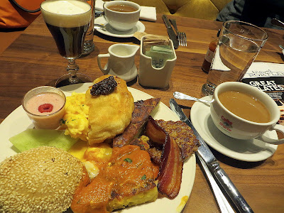 Feast Portland 2013 Recap Day 2: Imperial PDX Media Breakfast, OR Grand Bounty Tasting, Cookbook Social