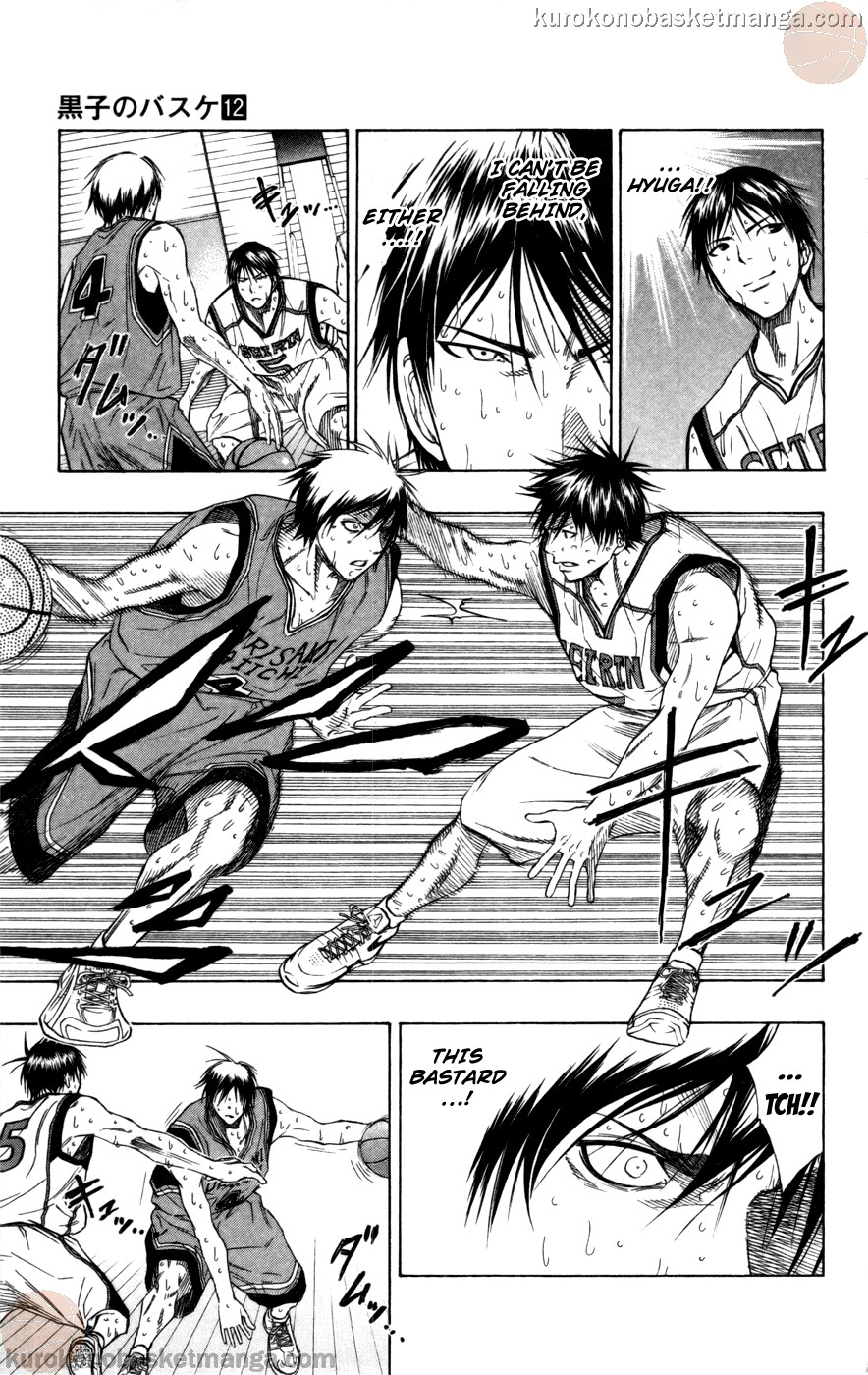 Kuroko no Basket Manga Chapter 106 - Image 09