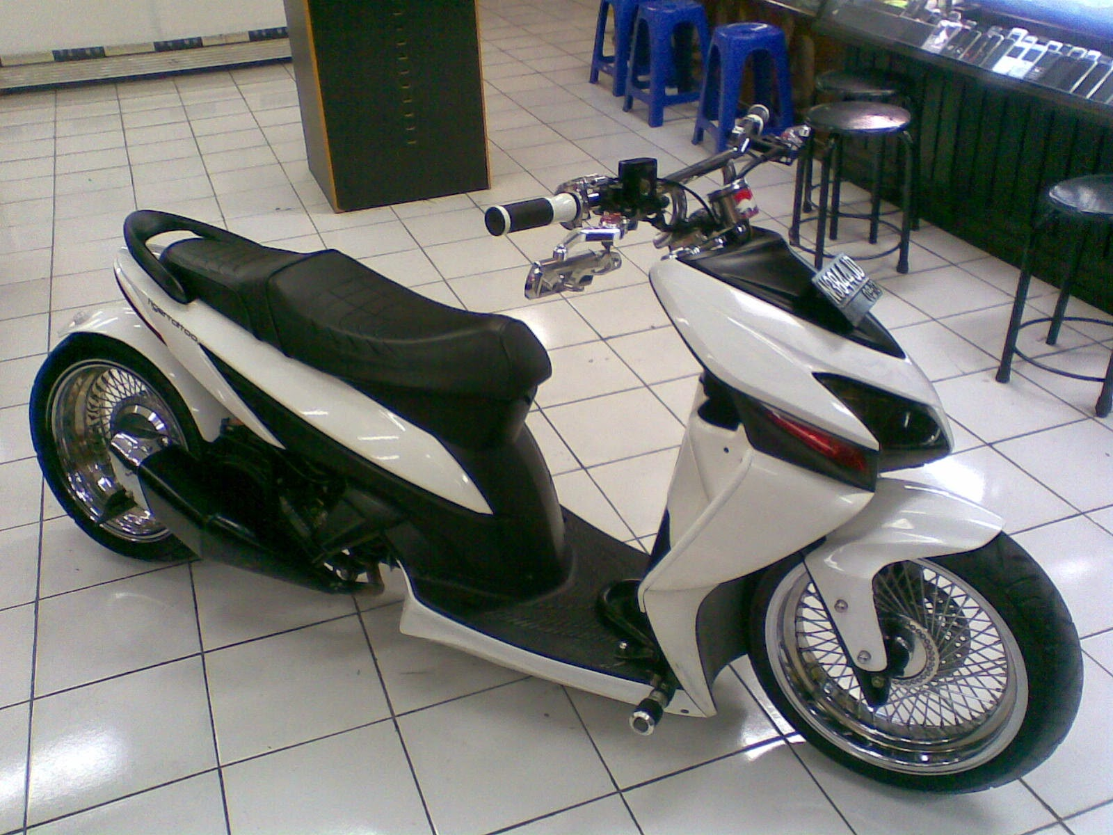 Vario Cbs Modifikasi Simple