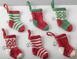 Provocare tricotat nr. 2 - Cadou de Mos Craciun Stockings6