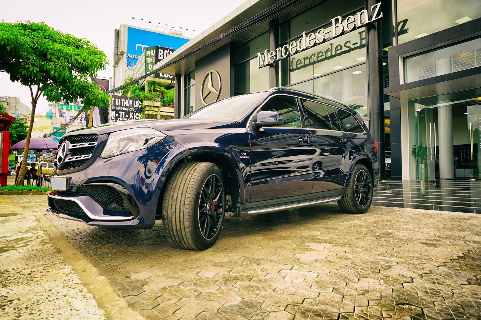 Mercedes-AMG GLS 63