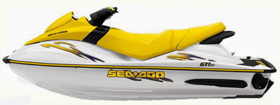 Sea-Doo GTI RFI 2005