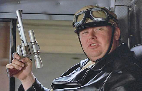 John Candy Characters John Candy as Frank Dooley