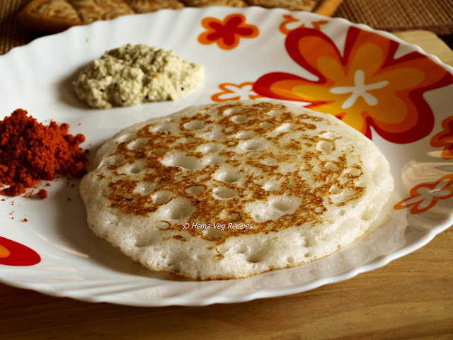Set Dosa or Sponge Dosa