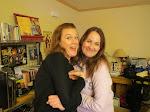 Sarah and Laryssa