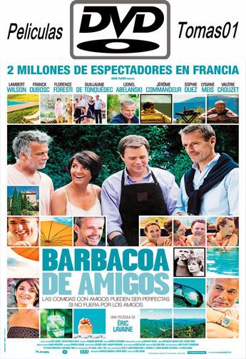 Barbacoa de amigos (2014) DVDRip