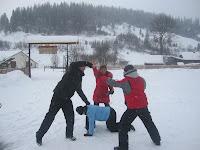 Фоторепортаж с тренинга по ньяса-йоге 12-18 февраля 2012г в Карпатах.743