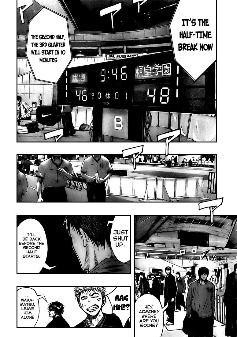 Kuroko no Basket Manga Chapter 123 - Image 16